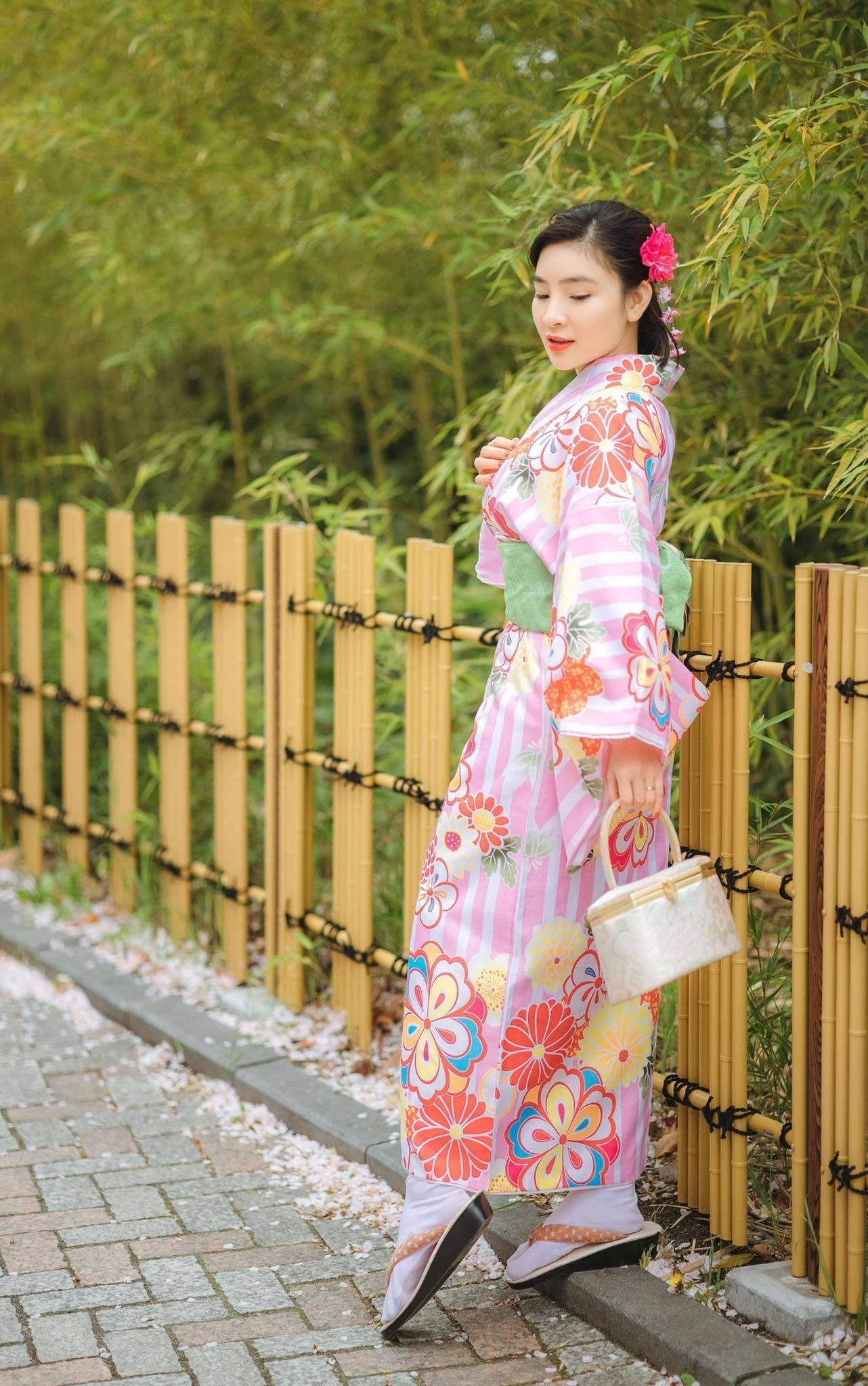 Ca sĩ Vân Nguyễn hóa thân thành cô gái Nhật Bản Ảnh 5