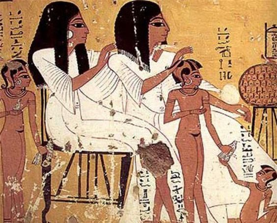Những bí ẩn gây 'sốc' về phụ nữ cổ đại ít ai biết tới Ảnh 2