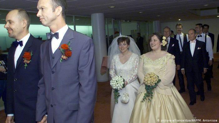 Tranh cãi chưa có hồi kết ở nhiều quốc gia về hôn nhân đồng giới Ảnh 2
