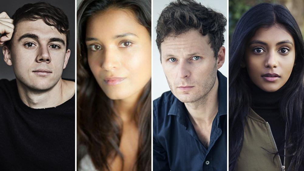 'Bridgerton' mùa 2 có 4 diễn viên mới Ảnh 1