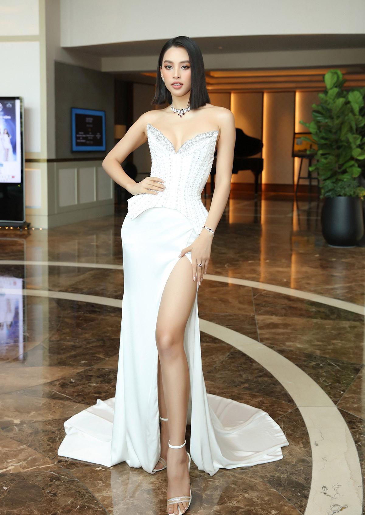 Xem mỹ nhân Việt mặc đẹp tuần qua Ảnh 4