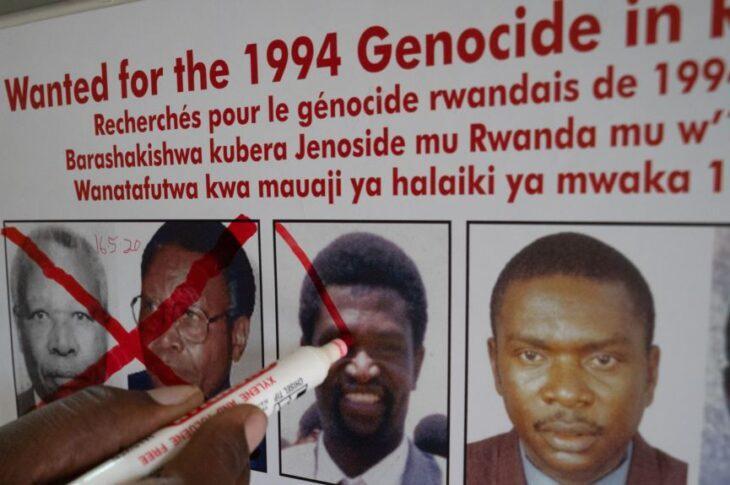 Áp lực dồn lên Zimbabwe trong cuộc truy nã nghi phạm diệt chủng Rwanda Ảnh 1