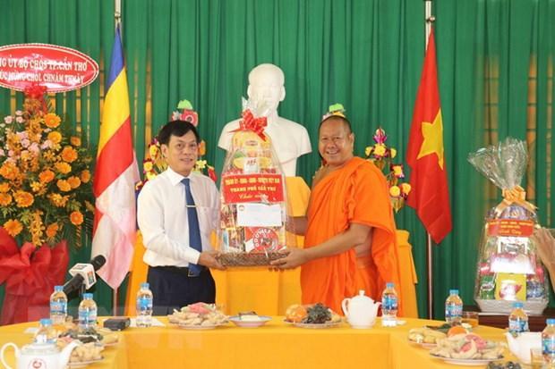 Cần Thơ thực hiện tốt các chính sách chăm lo cho đồng bào Khmer Ảnh 1