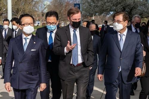 Hàn Quốc: Thông tin Mỹ đề nghị Seoul tham gia Bộ tứ là 'không chính xác' Ảnh 1