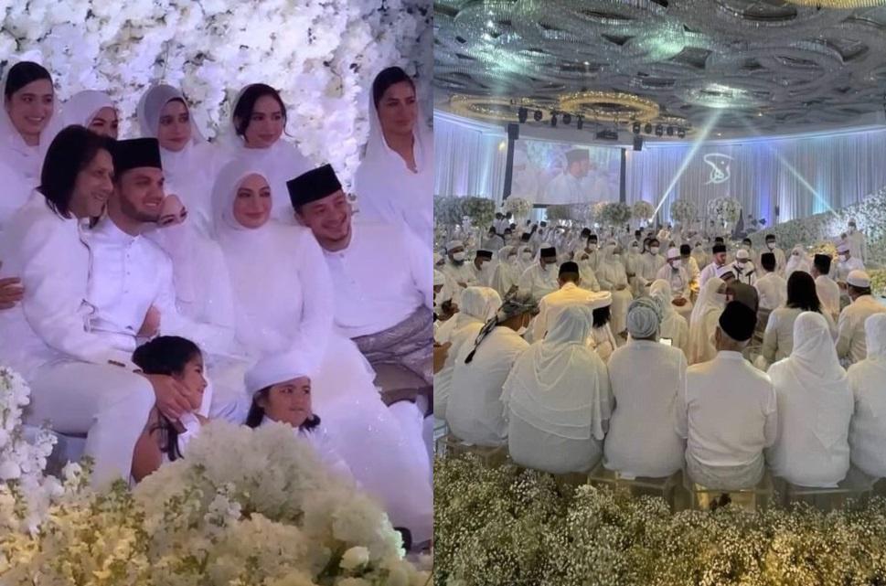 Người đẹp Malaysia xin lỗi vì đám cưới xa hoa giữa dịch Ảnh 1
