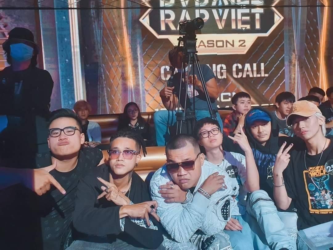 Xuất hiện tại vòng casting của 'Rap Việt' mùa 2, đâu là những cái tên sẽ 'làm nên chuyện'? Ảnh 4