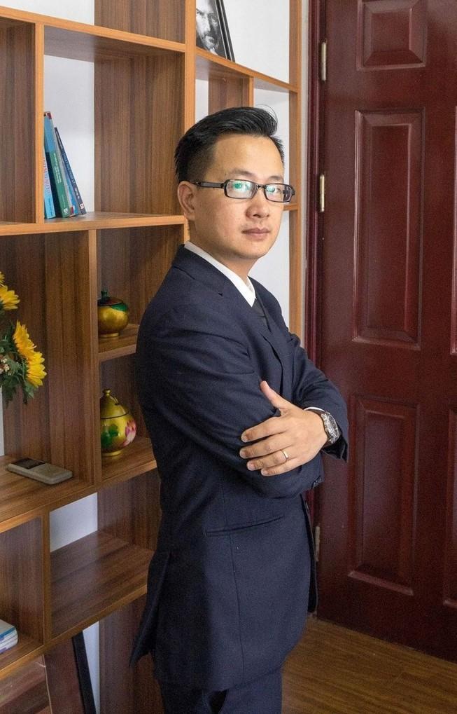 Luật sư Nguyễn Minh Hải: 'Nghề luật đã ăn vào máu của tôi' Ảnh 1