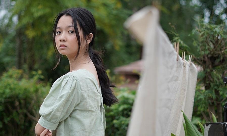 Sau Mai Cát Vi, đến lượt Lâm Thanh Mỹ trở thành nạn nhân trong phim kinh dị 'Bóng đè' Ảnh 2