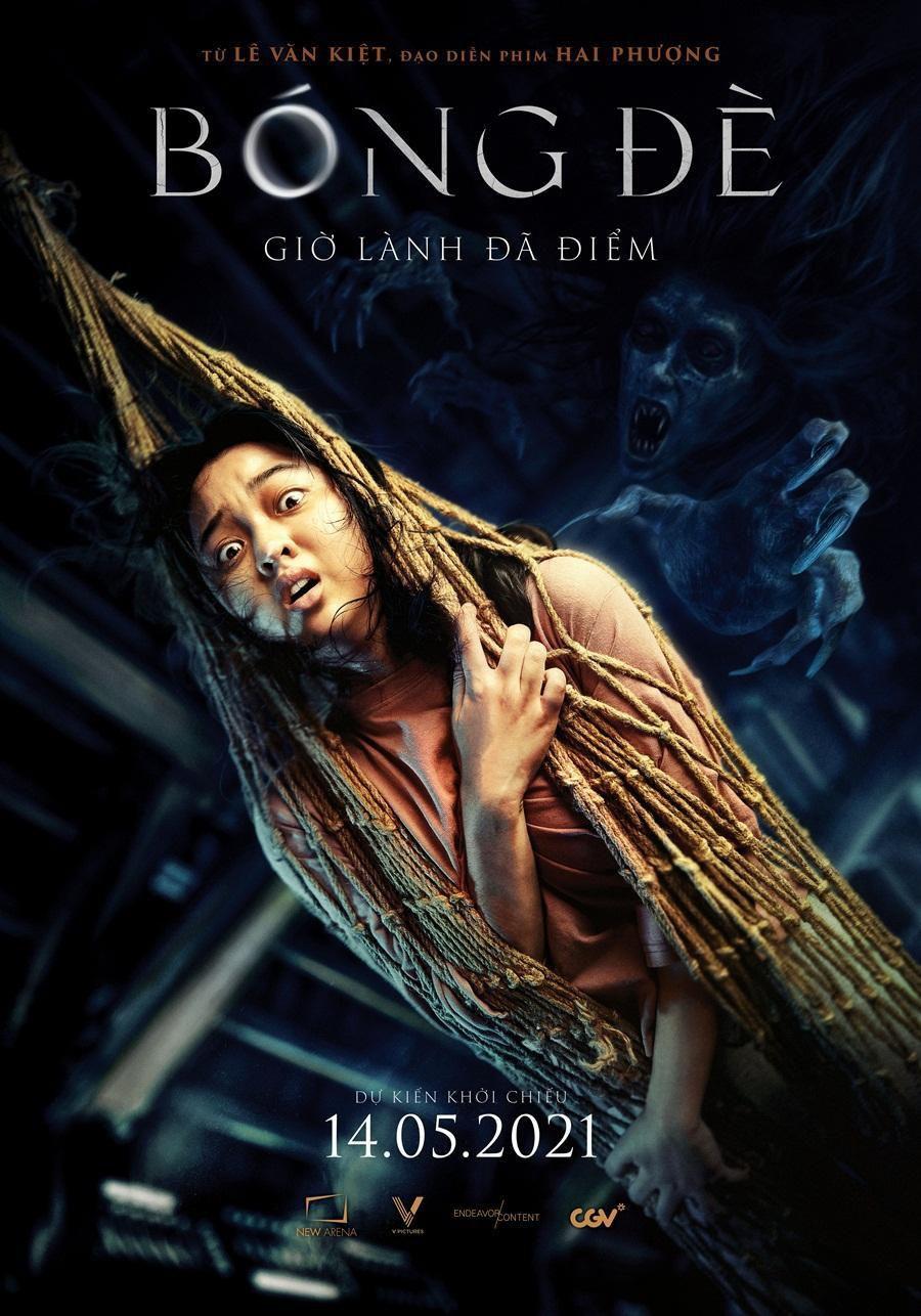 Sau Mai Cát Vi, đến lượt Lâm Thanh Mỹ trở thành nạn nhân trong phim kinh dị 'Bóng đè' Ảnh 1