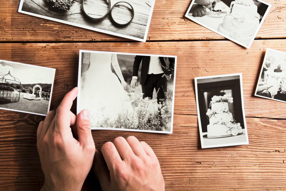 Bối rối xử lý album cưới sau ly hôn Ảnh 1