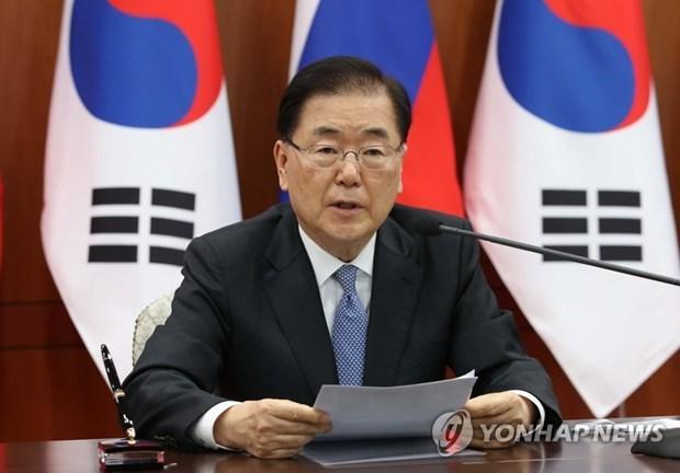 Hàn Quốc và Singapore thúc đẩy hợp tác song phương và khu vực Ảnh 1