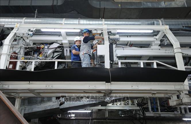 Kiểm tra an toàn, vệ sinh lao động tại Dự án Metro Line 3 Hà Nội Ảnh 8