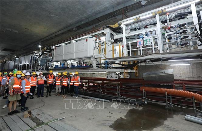 Kiểm tra an toàn, vệ sinh lao động tại Dự án Metro Line 3 Hà Nội Ảnh 2