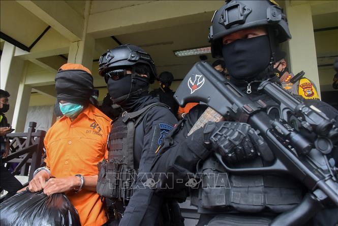 Indonesia bắt 6 nghi can liên quan vụ đánh bom Nhà thờ Lớn Makassar Ảnh 1