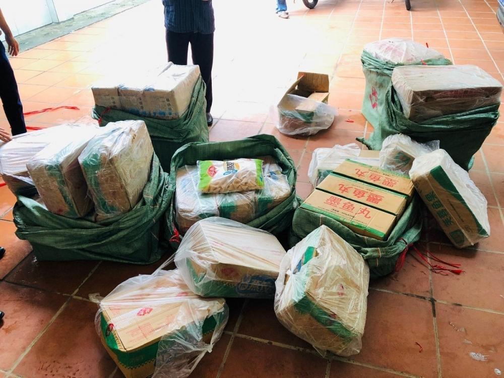 Quảng Ninh: Bắt giữ 400 kg bánh sủi cảo không rõ nguồn gốc Ảnh 1