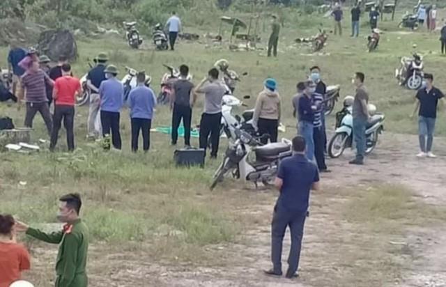 Quảng Ninh: Phát hiện thi thể đang phân hủy tại đường dẫn ra cảng Ảnh 1