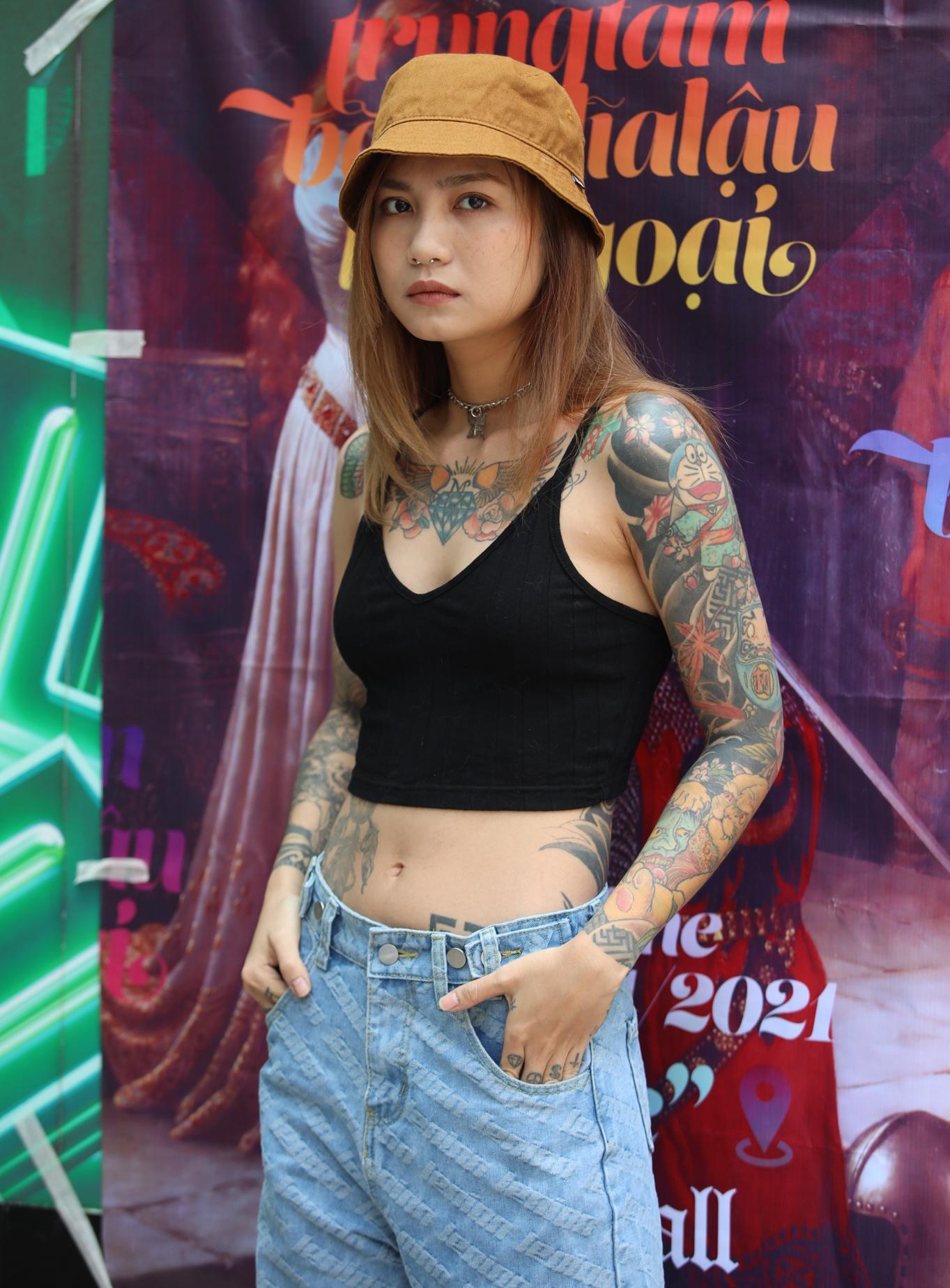 Giới trẻ mặc gì tại vòng casting Rap Việt? Ảnh 6
