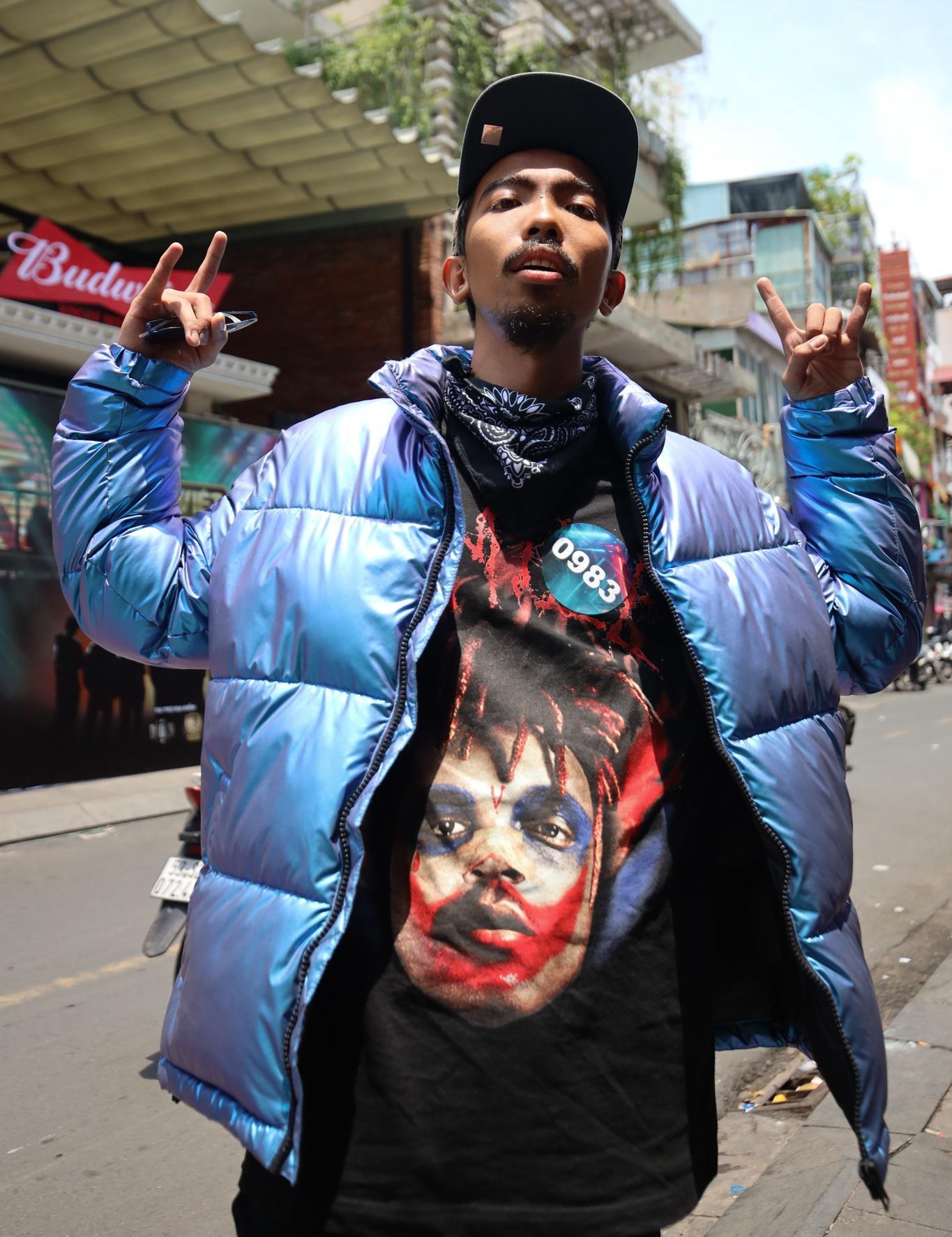 Giới trẻ mặc gì tại vòng casting Rap Việt? Ảnh 9