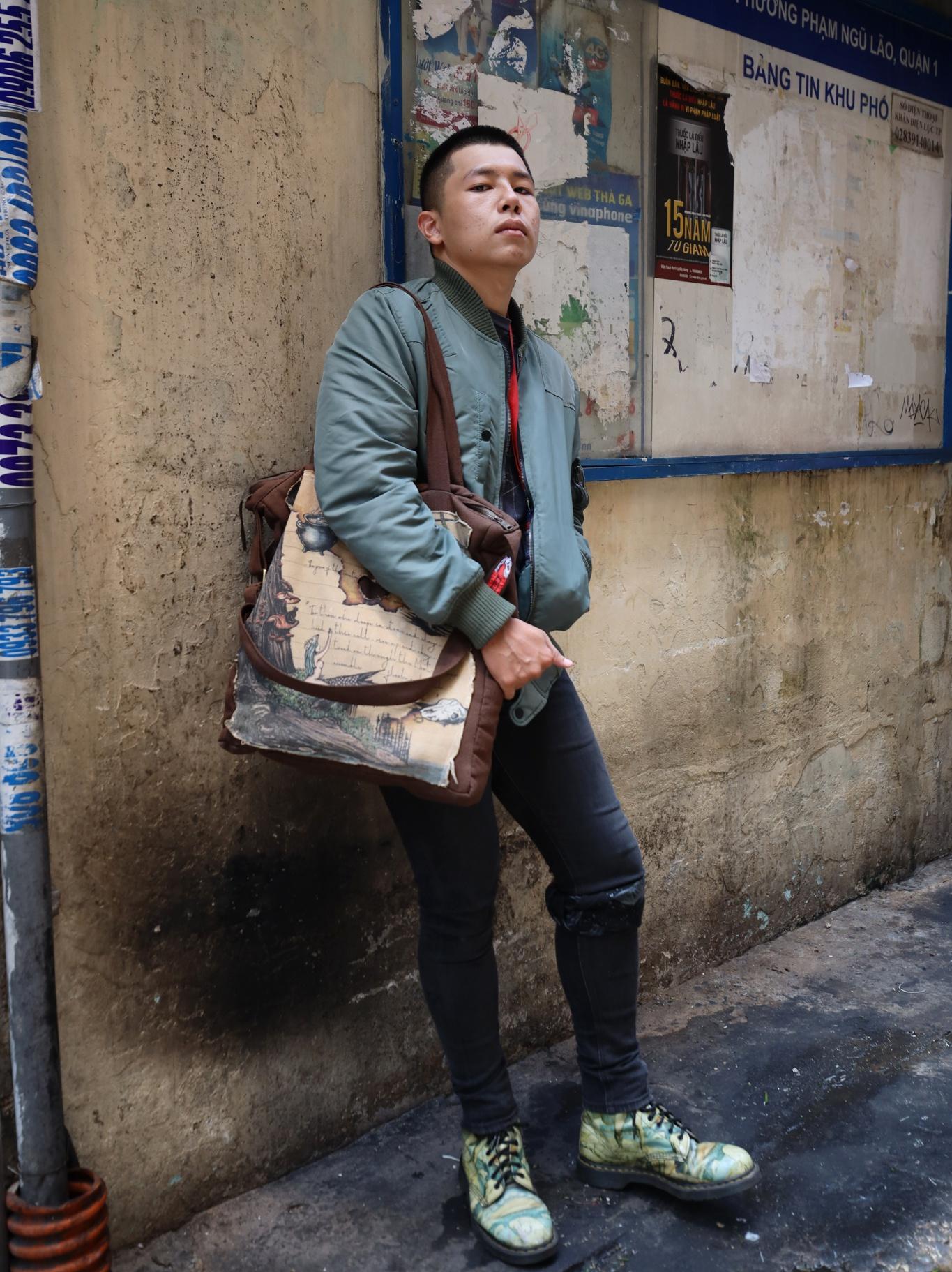 Giới trẻ mặc gì tại vòng casting Rap Việt? Ảnh 8