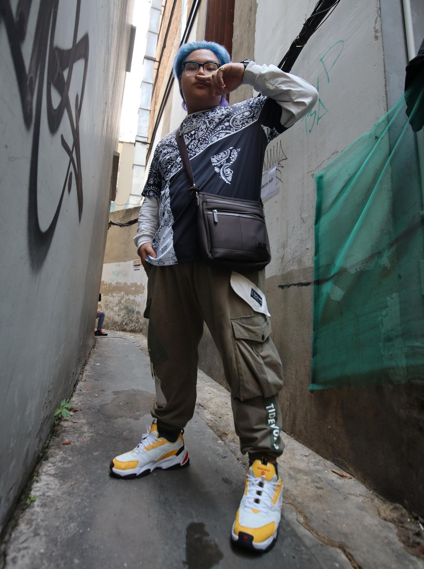 Giới trẻ mặc gì tại vòng casting Rap Việt? Ảnh 13