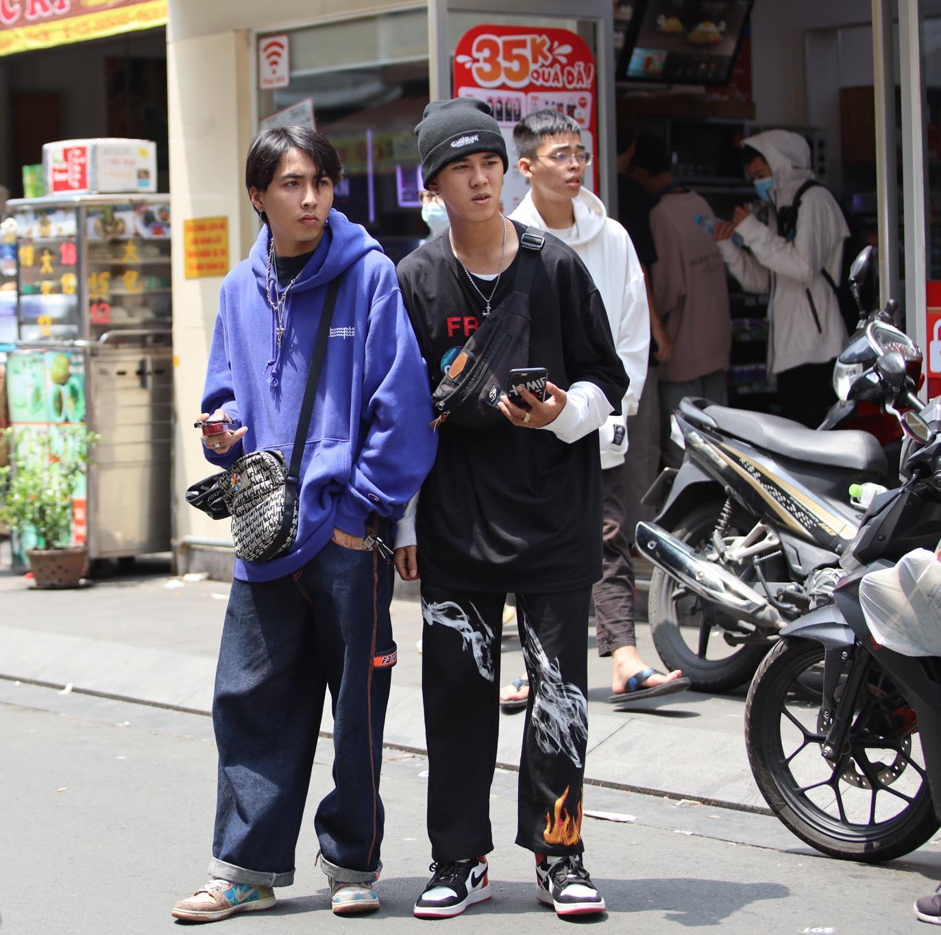 Giới trẻ mặc gì tại vòng casting Rap Việt? Ảnh 1