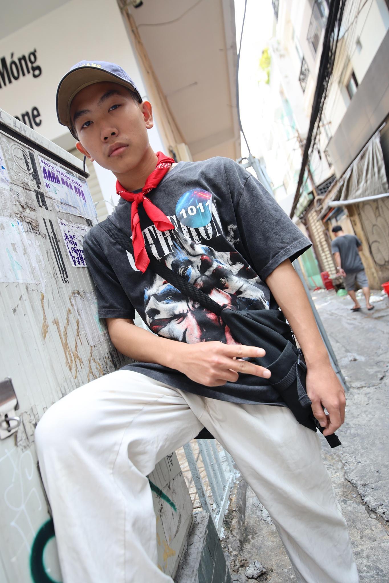 Giới trẻ mặc gì tại vòng casting Rap Việt? Ảnh 10