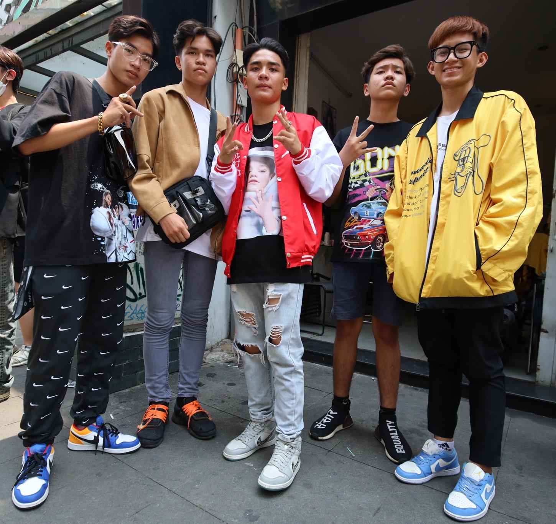 Giới trẻ mặc gì tại vòng casting Rap Việt? Ảnh 15