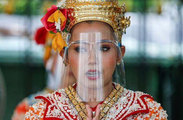 Thái Lan phát hiện hơn 1.300 ca nhiễm mới trong một ngày Ảnh 1