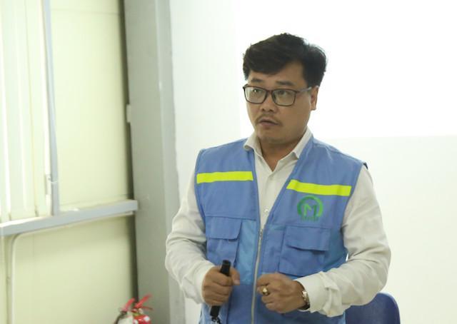 Đường sắt Nhổn - Ga Hà Nội: Đạt gần 3,6 triệu giờ làm việc an toàn Ảnh 1