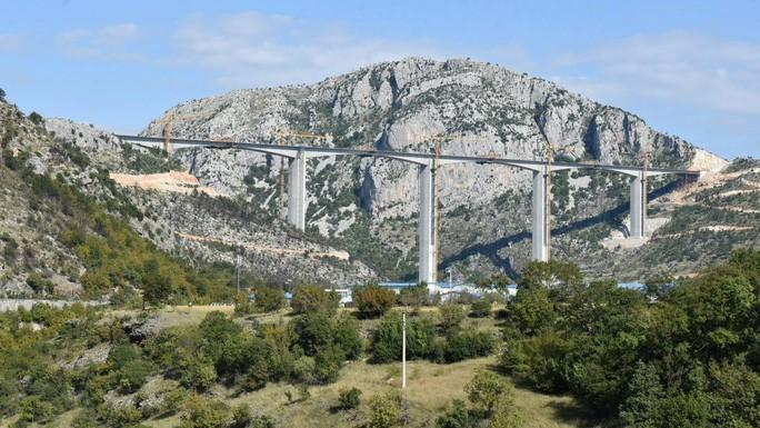 Trung Quốc lên tiếng về khoản nợ gần 1 tỉ USD của Montenegro Ảnh 1