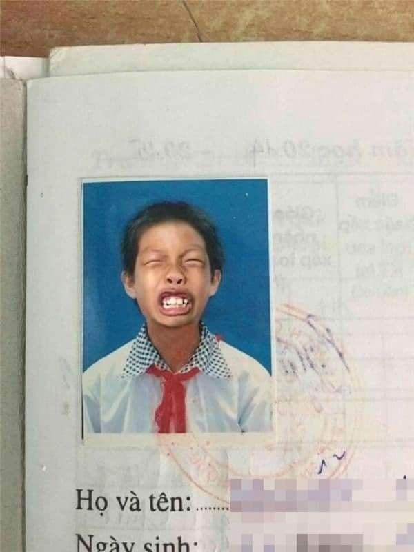 Loạt ảnh thẻ học sinh khiến người xem câm nín Ảnh 8