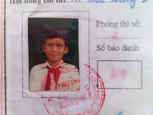 Loạt ảnh thẻ học sinh khiến người xem câm nín Ảnh 6
