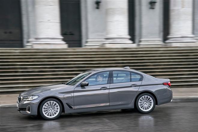 BMW 5 Series phiên bản mới sắp được ra mắt tại Việt Nam Ảnh 2