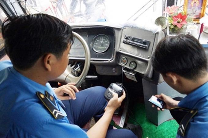 Hà Nội: 4 tháng, hơn 272.000 xe trốn dữ liệu giám sát hành trình Ảnh 1