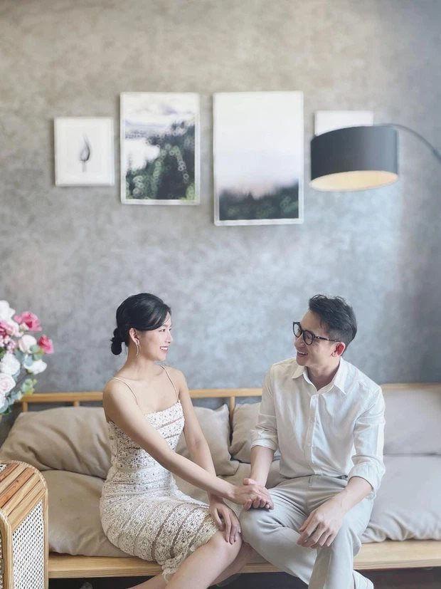 Phạm Mạnh Quỳnh chính thức kết hôn với bạn gái sau 5 năm hẹn hò Ảnh 3
