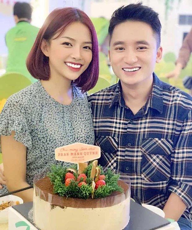 Phạm Mạnh Quỳnh chính thức kết hôn với bạn gái sau 5 năm hẹn hò Ảnh 1