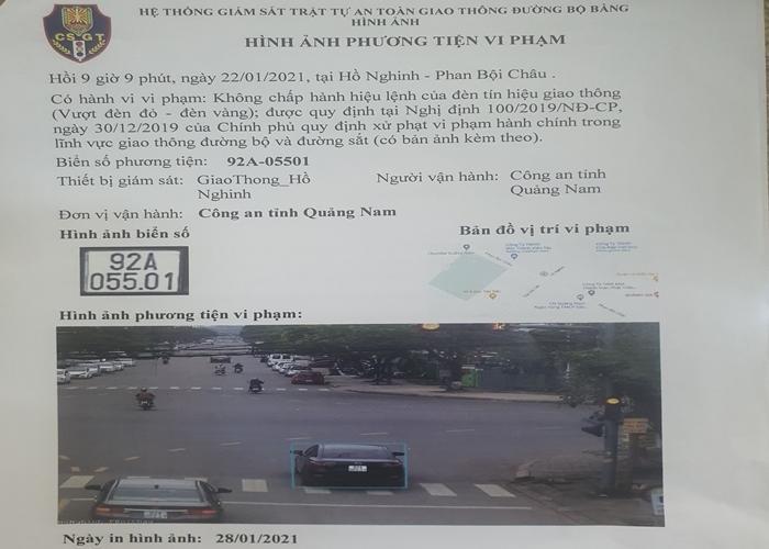 Từ 30/4, CSGT Quảng Nam không phải ngày nào cũng chạy ra ngã tư giám sát Ảnh 4