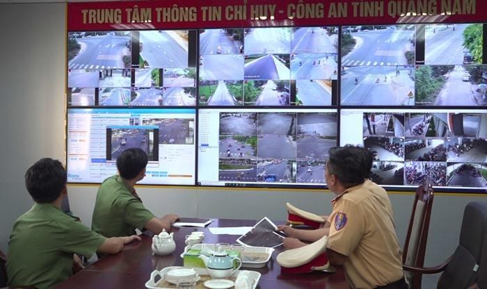 Từ 30/4, CSGT Quảng Nam không phải ngày nào cũng chạy ra ngã tư giám sát Ảnh 1