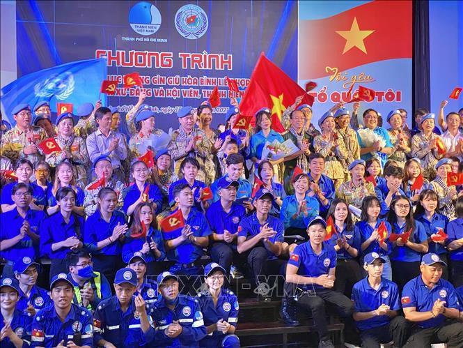 Tự hào người lính 'mũ nồi xanh' Việt Nam tham gia sứ mệnh gìn giữ hòa bình Ảnh 2