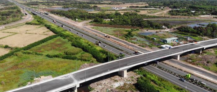 Cuối tháng 6, thông xe nút giao 319 kết nối cao tốc Long Thành Ảnh 1