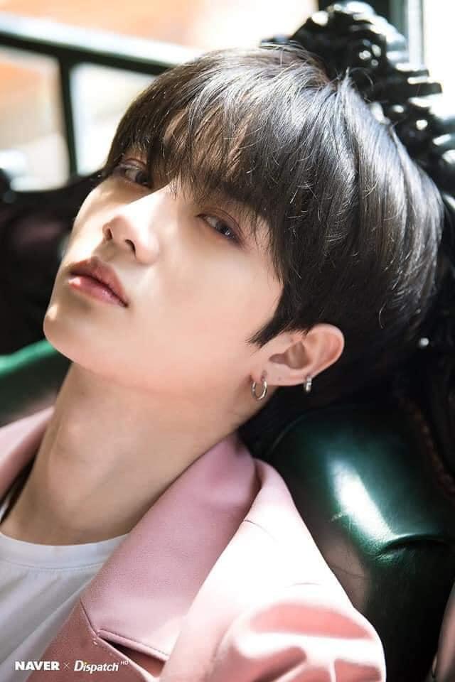 8 nam nghệ sĩ có ngoại hình ấn tượng nhất Kpop Ảnh 16