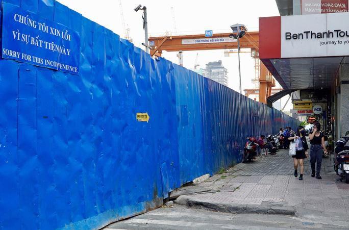 Ngày 20-4, TP HCM tạm dừng thi công các công trình Ảnh 2