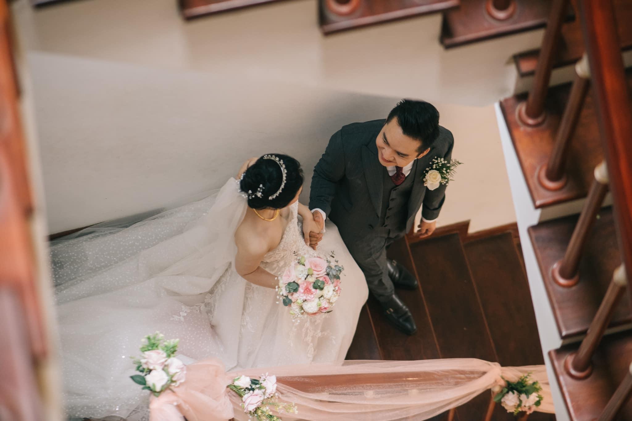 MC Hạnh Phúc chia sẻ sắp có con, tiết lộ lý do chưa thể tổ chức tiệc cưới Ảnh 5