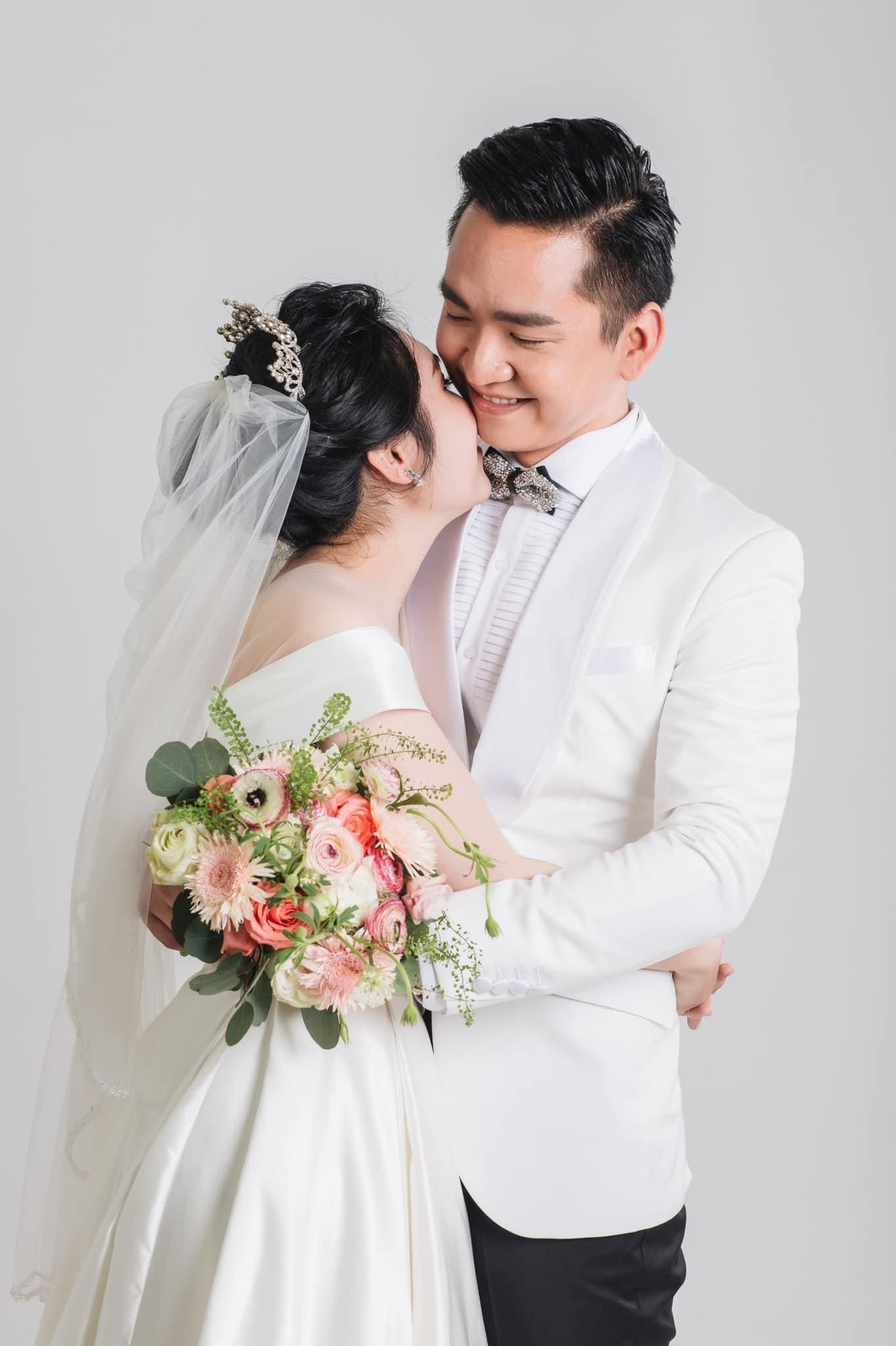 MC Hạnh Phúc chia sẻ sắp có con, tiết lộ lý do chưa thể tổ chức tiệc cưới Ảnh 3