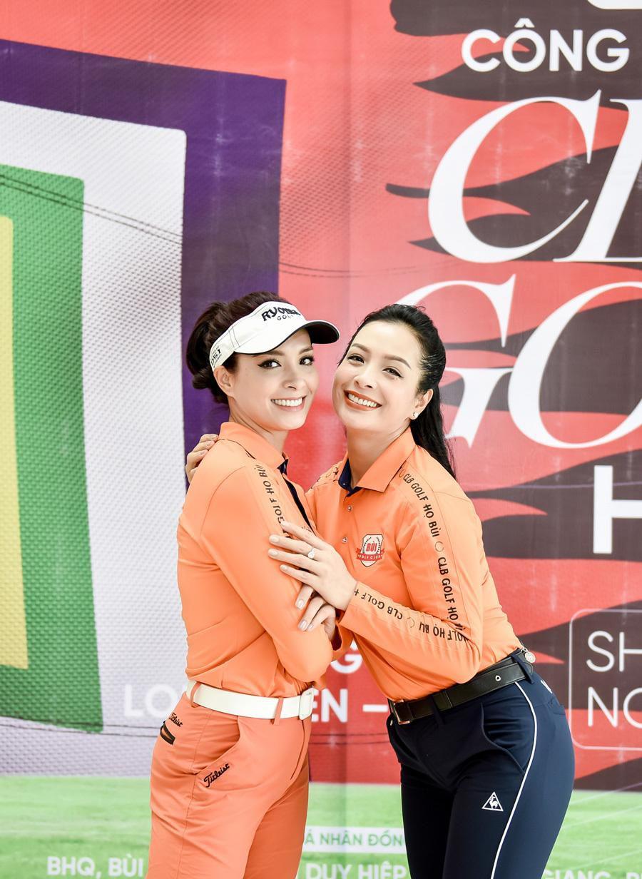 Ngọc Hân, Jennifer Phạm cùng dàn người đẹp khoe sắc bên nhau Ảnh 5