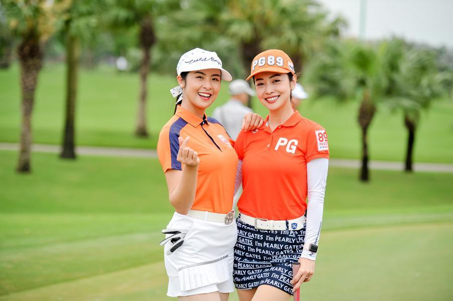 Ngọc Hân, Jennifer Phạm cùng dàn người đẹp khoe sắc bên nhau Ảnh 2