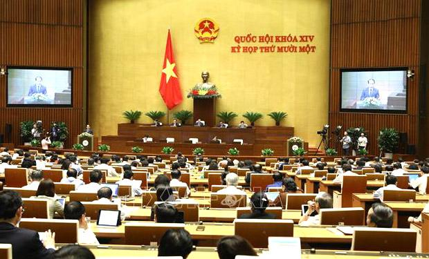 Thí điểm chức danh đại biểu chuyên trách của HĐND thành phố Hà Nội Ảnh 1