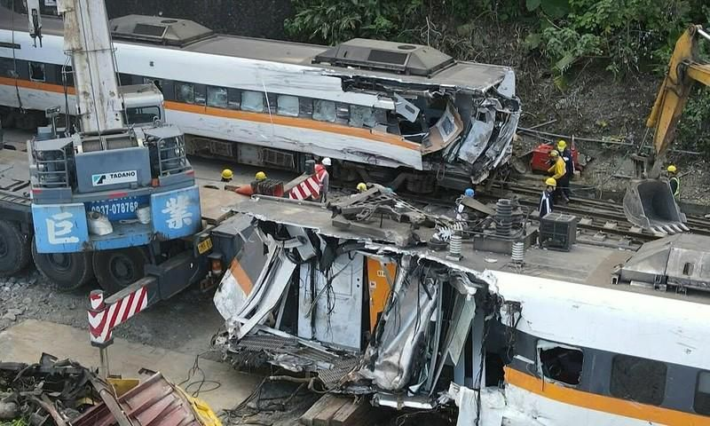 Vụ tai nạn tàu hỏa Đài Loan: Nghi phạm người Việt bị khởi tố Ảnh 2