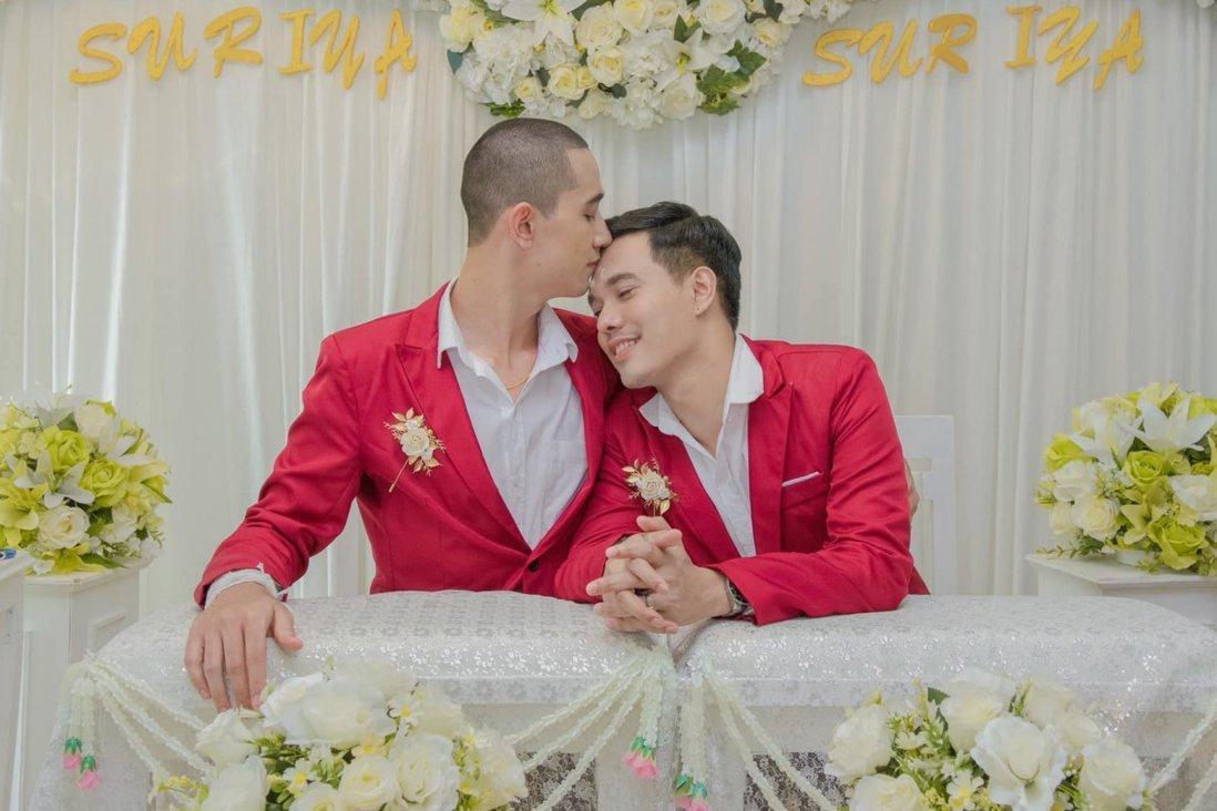 Cặp đồng tính Thái Lan bị dân mạng Indonesia dọa giết Ảnh 1