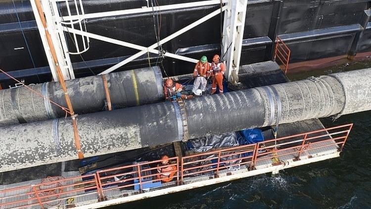 Nord Stream 2 có khả năng sẽ bắt đầu cung cấp khí đốt vào mùa hè này Ảnh 1